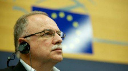 Δ. Παπαδημούλης: «H ενωμένη Eυρώπη χωρίς την Ελλάδα είναι σαν παιδί χωρίς πιστοποιητικό γεννήσεως» (video)