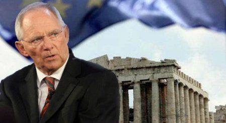 Ο Σόιμπλε επαινεί τον Τσίπρα για τη Συμφωνία των Πρεσπών