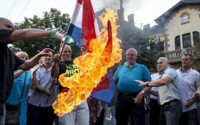 Αναζωπύρωση εθνικισμών μεταξύ Σερβίας – Κροατίας