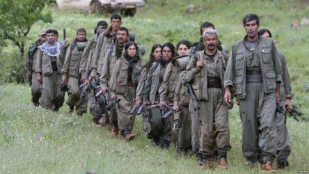 20λεπτο βίντεο από επίθεση του PKK σε ορεινό φυλάκιο του Τουρκικού Στρατού