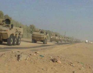 Το τουρκικής κατασκευής τροχοφόρο ΤΟΜΠ Arma 6×6 χρησιμοποιεί το Μπαχρείν στον πόλεμο της Υεμένης