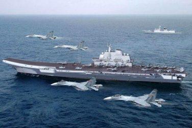 Το αεροπλανοφόρο Liaoning (CV 16) στέλνει η Κίνα στη Μεσόγειο κατα του ISIS