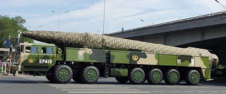 Το βαλλιστικό πύραυλο ενδιάμεσης εμβέλειας DF-26C αποκάλυψε η Κίνα