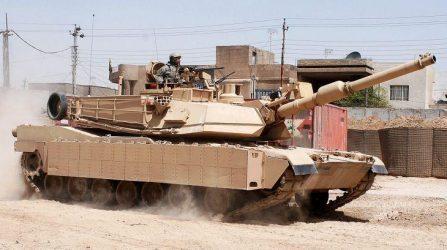 222 M1A1 Abrams πρόκειται να παραγγείλει το Μαρόκο