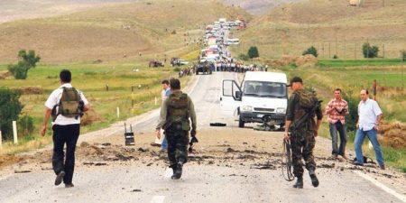 19 νεκρούς θρηνεί ο Τουρκικός Στρατός από επιθέσεις του PKK στην Dağlıca