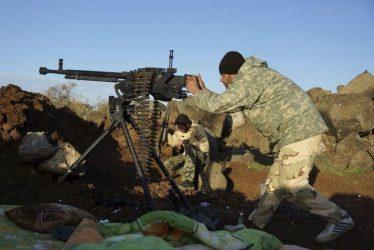Ο συριακός στρατός ανακατέλαβε την πόλη Κανασέρ