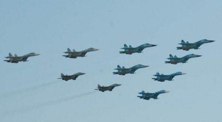 Τα κόκκινα αστέρια της Ρωσικής Αεροπορίας πάνω από τη Συρία έτοιμα να βομβαρδίσουν το ISIS