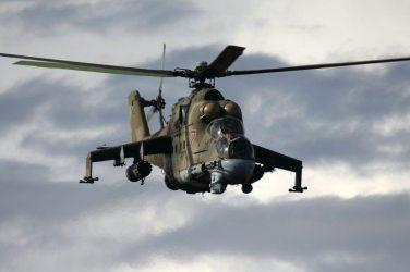 Τέσσερα ρωσικά επιθετικά ελικόπτερα Mi-24P καταστράφηκαν στο έδαφος από επίθεση του ISIS στην βάση Tiyas