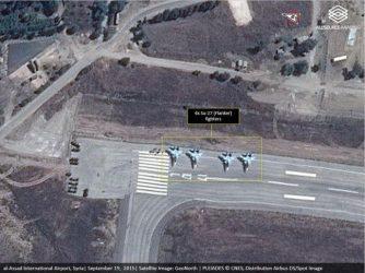 Επίθεση με drones απέκρουσαν οι Ρωσικές δυνάμεις στη αεροπορική βάση Χμεϊμίμ και στο ναυσταθμο της Ταρτούς