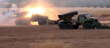 Οι πορεία των επιχειρήσεων του Συριακού Στρατού στην κοιλάδα Al-Ghaab και βόρεια της Hama (Video)