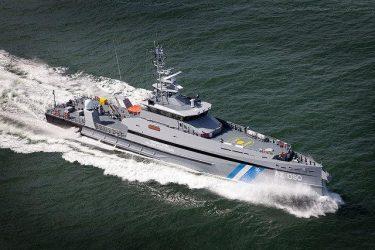 Έφτασε στην Ελλάδα το νέο περιπολικό σκάφος ανοικτής θαλάσσης του Λιμενικού Σώματος τύπου STAN PATROL 5509 (Video)