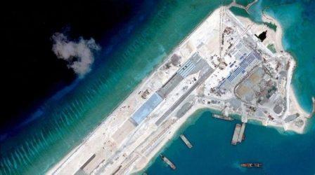 Ποιο είναι το νησί για το οποίο προκλήθηκε το σινο-αμερικανικό επεισόδιο