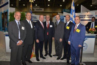 Το Ελληνο-Αμερικανικό Εμπορικό Επιμελητήριο με τις Ελληνικές Εταιρίες στην AUSA 2015