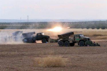 Δύναμη 7,000 ανδρών από Ιράν, Λίβανο, Ιράκ και Αφγανιστάν έτοιμη για την μεγάλη επίθεση στη Βόρεια Συρία