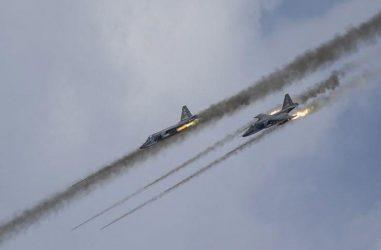 Απολογισμός των ρωσικών βομβαρδισμών των τελευταίων τριών ημερών