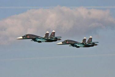 Κλειστός ο δυτικός διάδρομος της ρωσικής αεροπορικής βάσης στη Λατάκεια