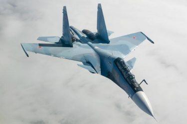 As Safir: Θερμή «συνάντηση» Ρωσικών Su-30SM με Ισραηλινά μαχητικά δυτικά της Homs