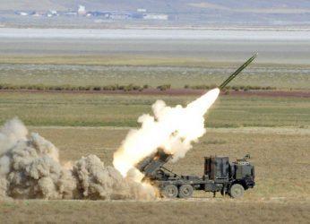 Κατευθυνόμενες ρουκέτες με GPS/INS μεγάλου βεληνεκούς τύπου TR-302G παραλαμβάνει ο Τουρκικός Στρατός