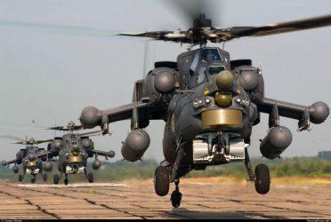 Επιθετικά ελικόπτερα τύπου Mi-28Ν φέρεται να έχει μεταφέρει στην Λαττάκεια η Ρωσική Αεροπορία  (Video)