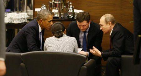 Συνάντηση Πούτιν – Ομπάμα στο περιθώριο της συνόδου κορυφής στην Αττάλεια