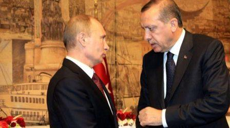 Σε νέα φάση η κρίση Ρωσίας-Τουρκίας – Σκληραίνει τη στάση του ο Πούτιν