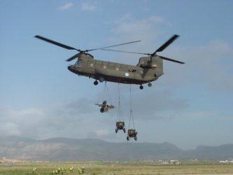 Ξεκίνησε το πρόγραμμα απόκτησης των 10 μεταχειρισμένων CH-47D Chinook για την Αεροπορία Στρατού (Video)