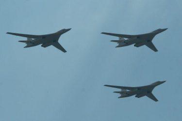 Επίδειξη αεροπορική ισχύος από τη Ρωσία στη Συρία με 25 στρατηγικά βομβαρδιστικά (Video)