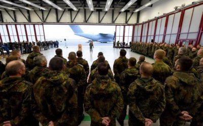 Δεν έχει αεροσκάφη για να πολεμήσει τον ISIS η Γερμανία