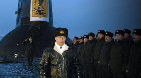 Πούτιν: Εύχομαι να μην χρειαστούν πυρηνικά για τους τζιχαντιστές!