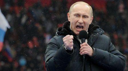 Πούτιν: Όποιος απειλεί τις δυνάμεις μας στη Συρία θα καταστρέφεται άμεσα