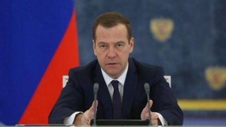 """Μεντβέντεφ: """"Η Τουρκία ήθελε πόλεμο"""""""