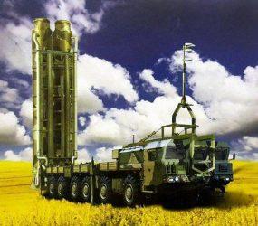 Αυτό είναι το ρωσικό αντιαεροπορικό/αντιβαλλιστικό σύστημα μεγάλης εμβέλειας S-500 Prometey