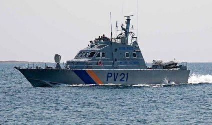 Το καλοκαίρι του 2017 παραδίνεται το πρώτο περιπολικό σκάφος ανοικτής θαλάσσης της Κυπριακής Δημοκρατίας