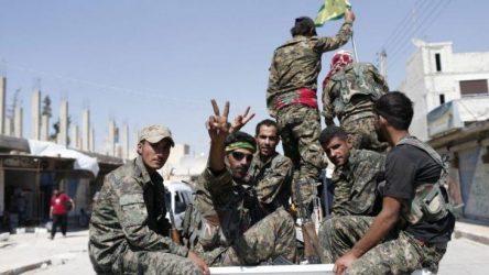 Κουρδική προέλαση πέραν του Ευφράτη, τρόμος στην Άγκυρα
