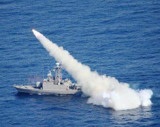 Βίντεο από τις βολές πυραύλων επιφανείας-επιφανείας που πραγματοποίησαν 4 πυραυλάκατοι του ΠΝ