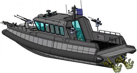 ΩΚΥΑΛΟΣ Closed 10 & ΩΚΥΑΛΟΣ Οpen 14: Τα δύο νέα ελληνικά ταχύπλοα σκάφη ειδικών επιχειρήσεων