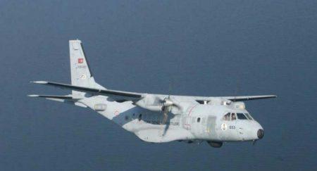 Για πάνω από 45 λεπτά παραβίαζε τον ελληνικό εναέριο χώρο τουρκικό αεροσκάφος