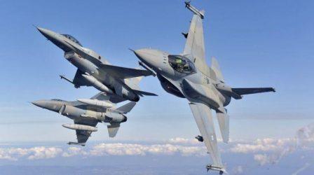 Συναγερμός τη νύχτα στο Αιγαίο – Αναχαιτίστηκαν τουρκικά μαχητικά