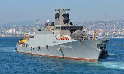 Κορβέτα οπλισμένη με πυραύλους κρουζ στέλνει η Ρωσία στις συριακές ακτές