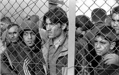 Μεταφέρονται 1.000 πρόσφυγες από τη Μόρια στο Κιλκίς