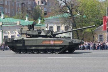 Σε μαζική παραγωγή το ρωσικό άρμα μάχης T-14 Armata – Κυνηγό αρμάτων αναπτύσσει η Ρωσία (Video)