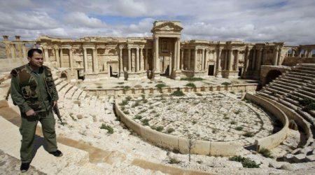 Ο συριακός στρατός κατέλαβε την Παλμύρα, μεταδίδουν τα κρατικά ΜΜΕ