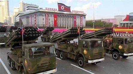 Κλιμακώνεται η ένταση στην Κορεατική Χερσόνησο