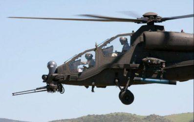 Δύναμη CSAR με ελικόπτερα AW-129D Mangusta και NH-90 στέλνει η Ιταλία στο βόρειο Ιράκ