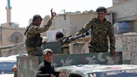 Επίθεση με χημικά καταγγέλλουν οι Κούρδοι της Συρίας