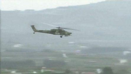 Τα ρωσικά αεροσκάφη φεύγουν – Τα επιθετικά ελικόπτερα Ka-52 και Mi-28N φτάνουν στην Λατάκεια