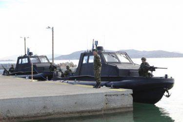 Δωρεά δύο ταχύπλοων σκαφών για την Ζ' ΜΑΚ από τον εφοπλιστή Αθανάσιο Μαρτίνο