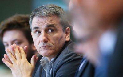 Τσακαλώτος: Θα κάνουμε αντιπρόταση για το αφορολόγητο