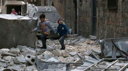Το Χαλέπι θα είναι η «νέα Σρεμπρένιτσα» προειδοποιούν ΜΚΟ