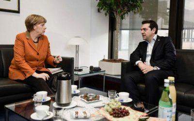 Το Βερολίνο χαιρετίζει τη Συμφωνία των Πρεσπών